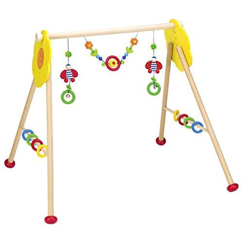 Heimess Parc - Baby Gym - Coccinelle - Réglable - 63 x 55 x 53 cm