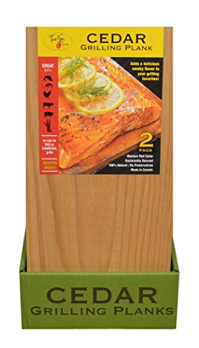 """TrueFire Cedar Grilling Planks 5.5 x 16"""" (24-Pack) - take Your Backyard Grilling to The Next Level!"""