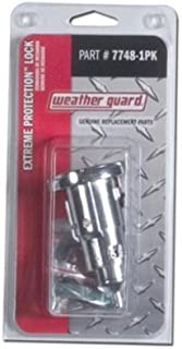 Weather Guard 774850 Lock for Alum Chests