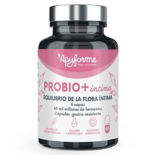 Probio+ Intima - Probióticos Mujer Flora íntima -...