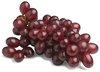 Holiday Red Seedless Grapes, 2 lb