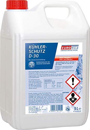 EUROLUB Kühlerschutz D-30, 5 Liter