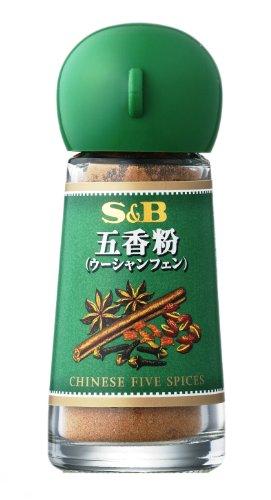 S&B 五香粉 14g×5個