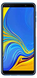 Samsung Galaxy A7 (Blue, 6GB RAM and 128GB Storage) with Offer