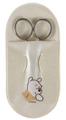 Bébé-Jou Ciseaux de luxe Adorable Pooh perle