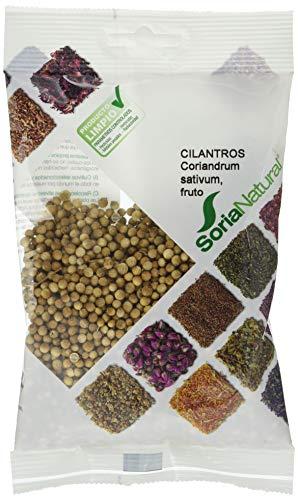 Soria Natural Cilantros Bolsa, Blanco, 60 Ml