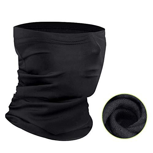 TOPLUS Halstuch Multifunktionstuch Mundschutz Naseschutz Schlauchtuch schnelltrocknend atmungsaktiv UPF 50+ kühl hochelastisch für Outdoor Sport Fahrrad,Motorradfahren