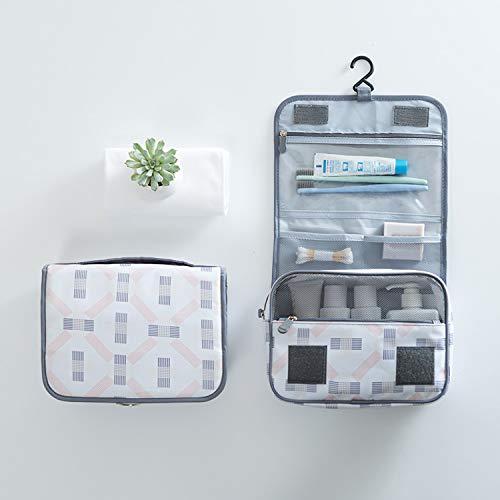 Generic Home Waterproof Portable Organizer Tidy Suitcase Travel Storage Bag Cosmetic Toiletry Wash Bag