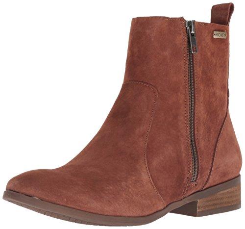 Roxy Damen Eloise Suede Fashion Boot modischer Stiefel, Hellbraun, 39 EU
