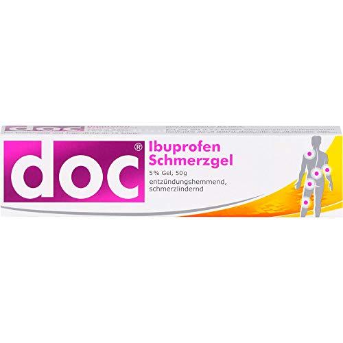 doc Ibuprofen Schmerzgel, 50 g Gel