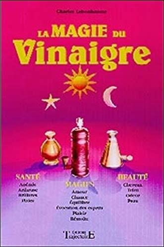 Magie du vinaigre