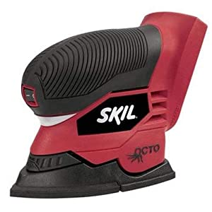 Factory-Reconditioned SKIL 7305-RT 18-Volt Octo Multi-Finishing Sander by Skil