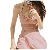 レディース水着 ワンピース 体型カバー Aライン 大きいサイズ ワイヤー入り ワンピース水着 ピンク 黒 赤