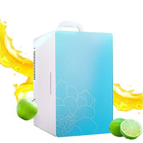 OutingStarcase 16L Refrigeradores de coches portátil de alta capacidad Congelador nevera portátil desmontable manija partición invisible Diseño ecológico