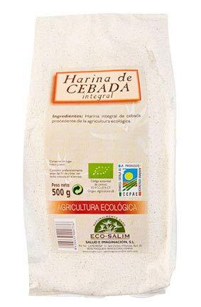 HARINA CEBADA INTEGRAL ECO