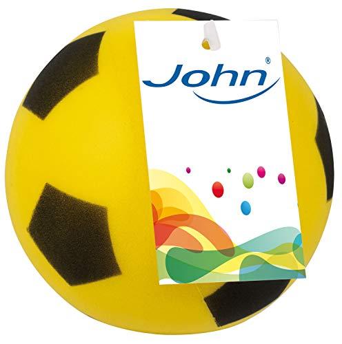 John 50758 Ballon de Football Souple 12 cm