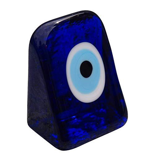 Nazar - Türkisches Auge für den Schreibtisch (Ca. 6 x 5 x 3,5cm)