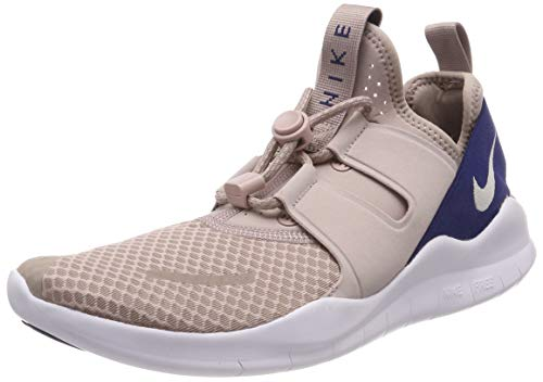 Nike Men's Free Rn Commuter 2018 Competition Running Shoes, Grey (Diffused Taupe/Guava Ice-Blue Void-White 200), 8 UK