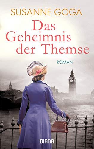 Buchseite und Rezensionen zu 'Das Geheimnis der Themse: Roman' von Susanne Goga