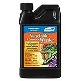 Monterey LG 5149 Vegetable and Ornamental Weeder Pre-Emergent Weed Controller and Killer Herbicide, 32 oz
