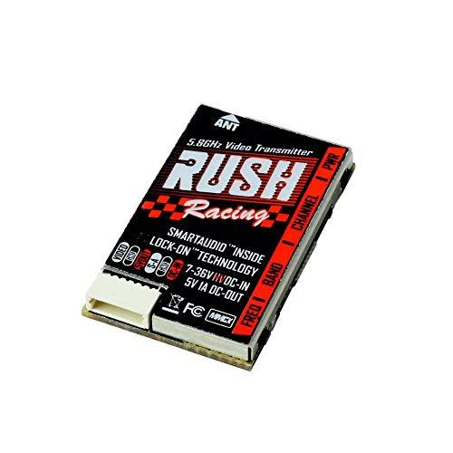 Absir Rush Tank Racing VTX 5.8G Smart Audio Video Transmitter 20/50/200/500mW for RC Drone Multi Rotor