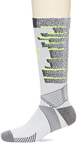 PUMA Herren Team ftblNXT Socks Stutzen, Grey Dawn/Yellow Alert, 4