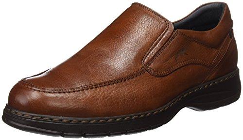 Fluchos- retail ES Spain 9144, Zapatos sin Cordones Hombre, Marrón (Libano), 43 EU