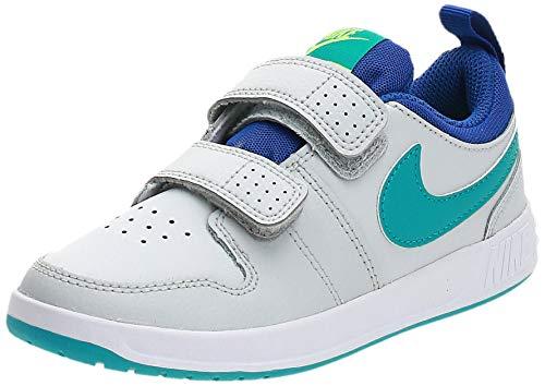 Nike Pico 5 (PSV), Zapatillas Unisex niños, Photon Dust Oracle Aqua Hyper, 27.5 EU