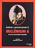 Millenium 6 - La Fille Qui Devait Mourir (Livre Audio)