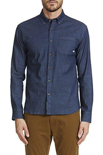 Loreak Mendian Langarmhemd Blau