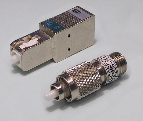 Televes 2364 - Atenuador optico 5db conector fc/pc