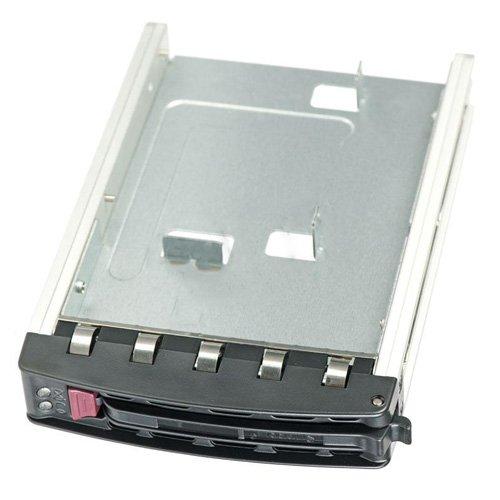 Bester der welt Ersetzbarer Supermicro-Festplattenkonverter MCP-220-00080-0B (6,4 cm (8 Zoll) bis 8,9 cm (3,5 Zoll))