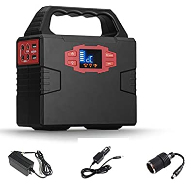 COOLIS 150Wh Portable Power Inverter Generator Power Station