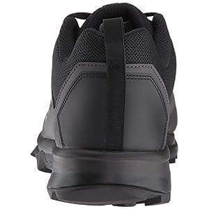 adidas Men's Terrex Tracerocker Trail Running Shoe, Black/Black/Utility Black, 11.5 D US