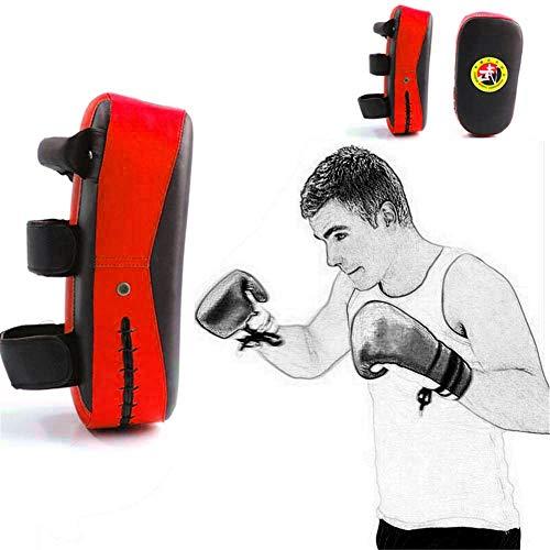 QueenHome Copricapo da Boxe Protettore MMA in Pelle Sintetica Professionale Essenziale Copricapo UFC Combattimento Judo Kickboxing Protezione per la Testa Casco da Combattimento
