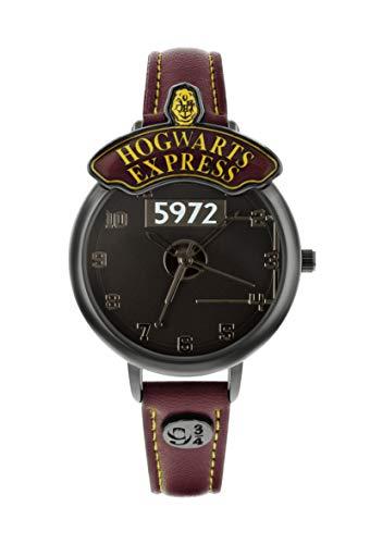 Harry Potter Hogwarts expreso Reloj analógico