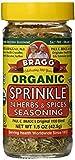 Bragg Sprinkle Herb and Spice Seasoning, 1.5 oz (Pack of 6)