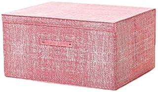 Lpiotyucwh Paniers et Boîtes De Rangement, 1pcs Boîtes de Rangement pour vêtements Pliables pour Les vêtements pour Jouets...