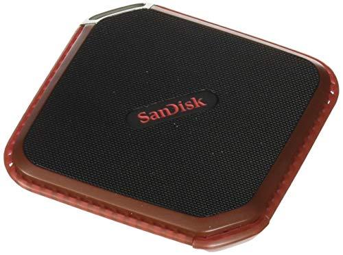 SanDisk Extreme 510 - Disco SSD portátil de 480GB (Velocidad de Lectura hasta 430 MB/s)