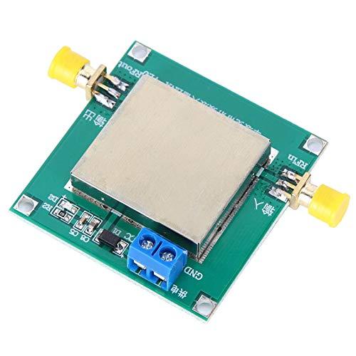 Amplificador de banda ancha de 12 V CC, amplificador de banda ancha RF de 1 a 3000 MHz, amplificadores de señal de TV por cable de bajo ruido para receptores de control remoto de onda corta