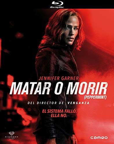 Matar O Morir (Peppermint) [Blu-ray]