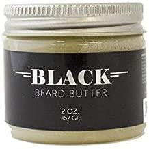 Detroit Grooming Co. - Beard Butter - 2 oz. 'Black' Amber Bourbon - Beard Balm