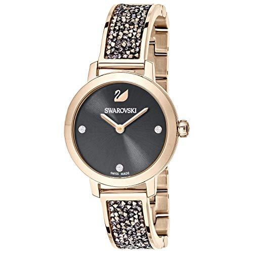 Swarovski Damen-Uhren Analog Quarz One Size Metall 87631826