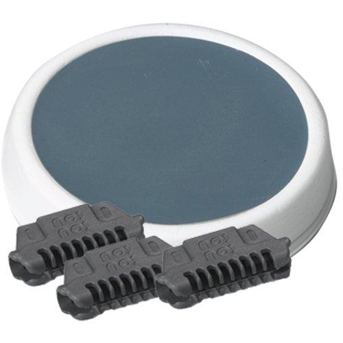 Ersatzset für Haarentfernungssystem 8800, inkl. 3 Thermicon-Aufsätzen breit, 1 Puffer Ersatzset für Haarentfernungssystem 8800, inkl. 3 Thermicon-Aufsätzen breit, 1 Puffer