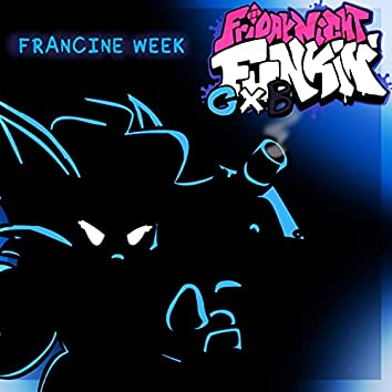 Friday Night Funkin' CxB: Francine Week Original Soundtrack