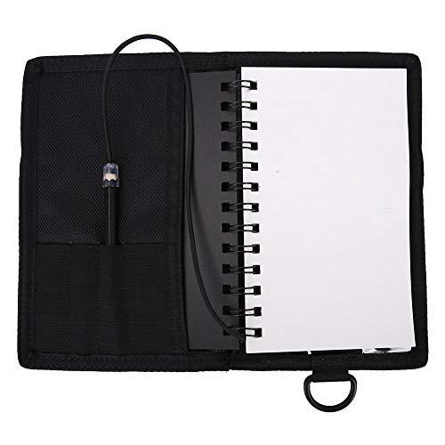 Keenso Cuaderno de Buceo Tableta de Escritura subacuática Impermeable Tablero de Pizarra de Escritura Libro de lácteos de Papel Impermeable con lápiz