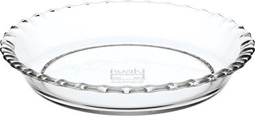 『iwaki(イワキ)耐熱ガラス 皿 食器 ベーシックシリーズ ふち飾り皿 外径19cm KBT207』の1枚目の画像