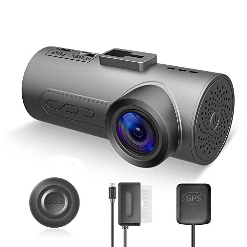 HaloCam C1 Plus Dash Cam IMX291 SONY Sensor FHD 1080P Car Cam...