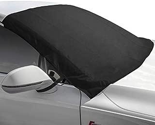Motorup America Winshield Snow Cover and Sunshade Protector Fits Select Vehicles Car Truck Van SUV