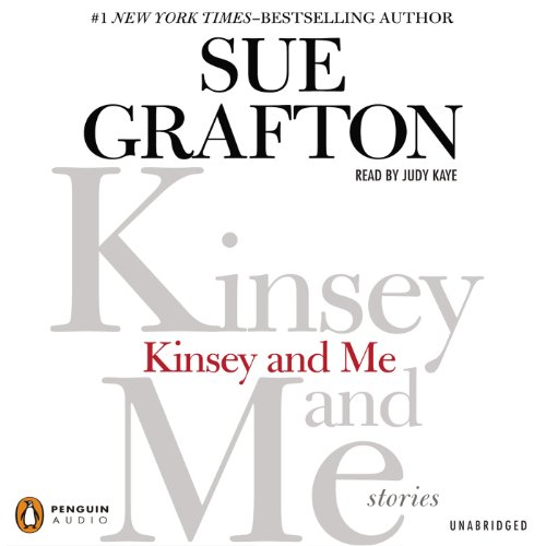 Kinsey and Me audiobook cover art